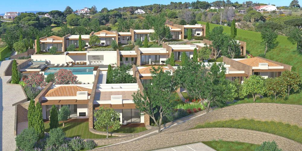 Paisagismo no Algarve